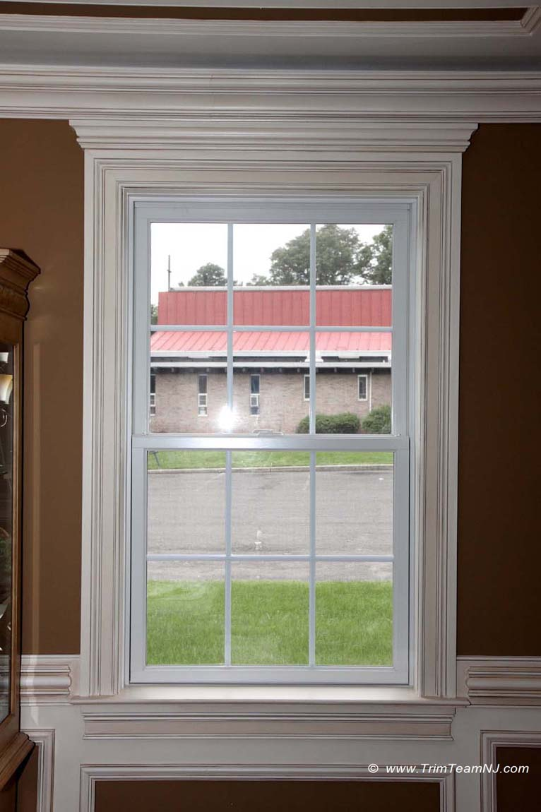 Windows Door And Crown Mouldings Trim Team Nj