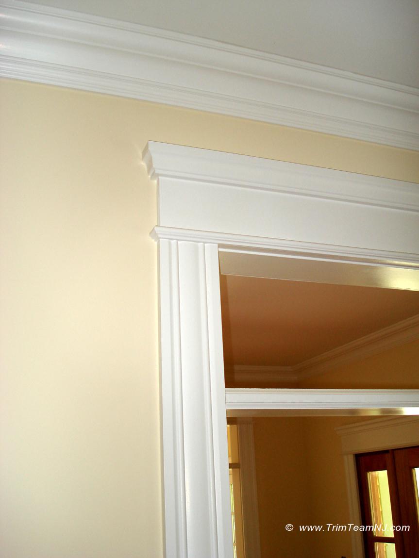 Windows Door and Crown Mouldings
