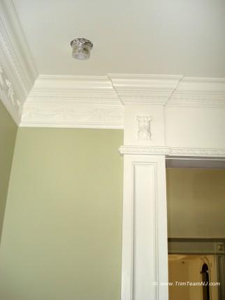 Windows, Door And Crown Mouldings   Trim Team NJ U2013 Woodwork, Fireplace  Mantels, Home Improvement