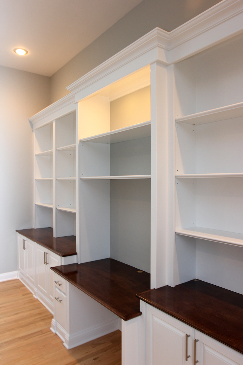 Bookcases Wall Units Built Ins Shelving Bar Trim