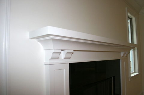 Gallery - Fireplace Mantels