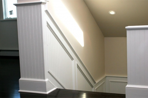Gallery - Wainscot and Picture Frames