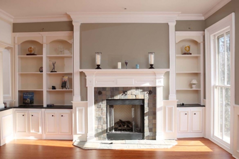 Gallery - Bookcases, Wall Units, Built-Ins, Shelving, Bar